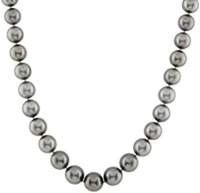 AAA 10-12mm real natural south sea white Baroque pearl Necklaces Bracelet 14k
