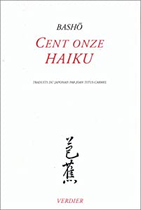 "Afficher ""Cent onze haiku"""