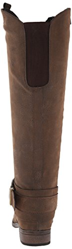 Madeline Womens Big Deal Boot Rich Brown QMoGhk