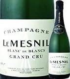 シャンパーニュ・ル・メニル・ブラン・ド・ブラン・グラン・クリュ・ブリュット シャンパン白 750ml