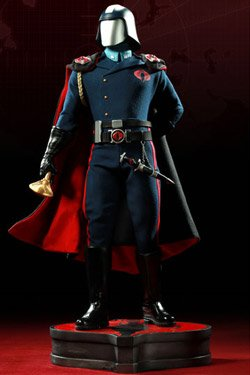 Sideshow Collectibles - G.I. Joe statuette 1/4 Premium Format Cobra Commander 53 -