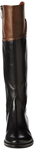 25535 Schwarz Noir Braun Femme Black Tamaris 40 014 Bottes EU Cafe qCwfxdd