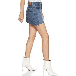 Levi's Women's Body Con Mini Skirt
