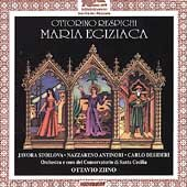 Respighi - Maria Egiziaca / Stoilova · Desideri · Giordano · Antinori · (Antinori Santa)