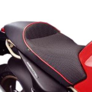 Sargent World Sport Perf Seat Black W/Black Ducati Monster 620/750/900 2000-2004
