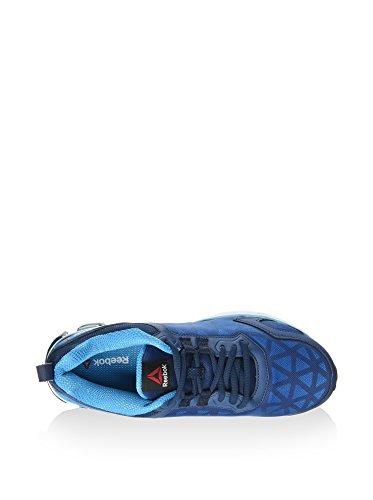 Reebok Jet Dashride 3.0 - Zapatillas de running Hombre Azul (Noble Blue / Wild Blue / Coll Navy / White)