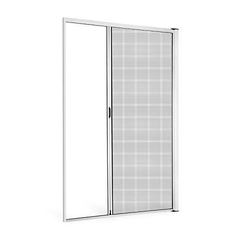 Mosquitera horizontal – de aluminio – Enrollable en rollo ...
