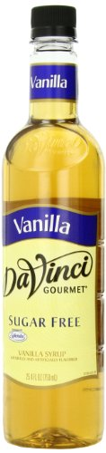 Top 10 recommendation davinci sugar free syrups vanilla for 2020