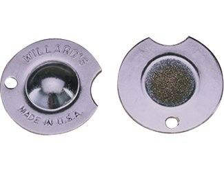 Willard Pool Cue Tip Shaper - Dime Radius