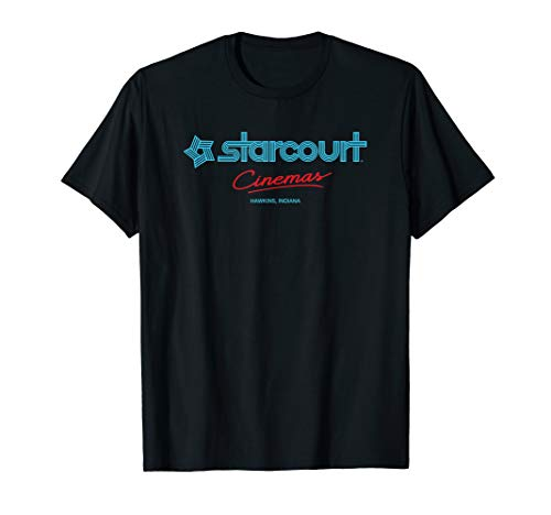 Kryptic Society: Retro Starcourt Mall Cinemas T-Shirt