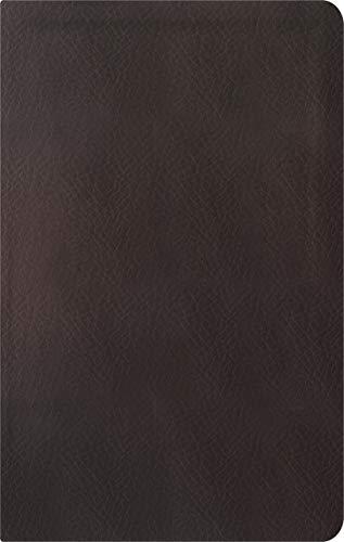 ESV Reformation Study Bible, Condensed Edition - Dark Brown, Premium Leather