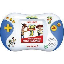 (LeapFrog Leapster 2 Learning System With Downloadable Disney-Pixar Toy Story 3 Game)