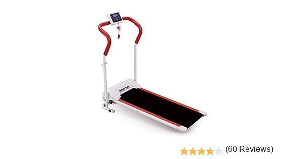 ECODE Cinta de Andar Correr Pantalla Multifunción, Sistema de Seguridad, Plegable 1-10 kM/H ECO-2580: Amazon.es: Deportes y aire libre
