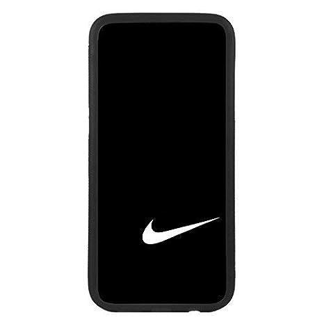 Desconocido Funda carcasa para móvil logotipo nike negro compatible con Huawei P20
