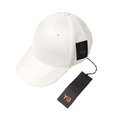 Y-3(ワイスリー) キャップ 帽子 Y-3 BADGE CAP ホワイト d9d985aa5018