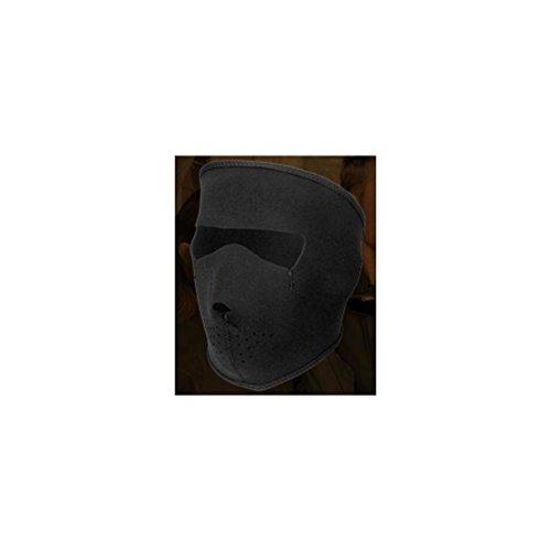 River Road Neoprene Full Face Mask, Black, One Size FNB69