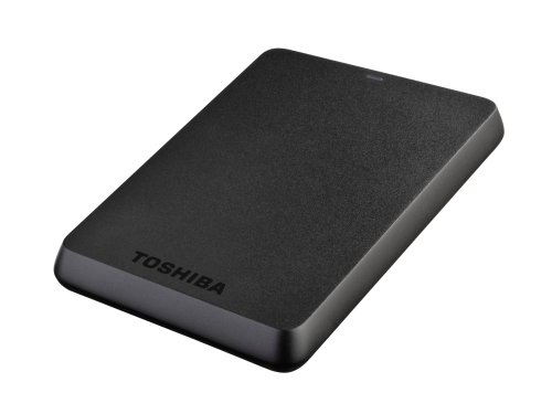 Toshiba HDTB115EK3CA Stor.e Basics externe-Festplatte 1,5TB (6,4 cm (2,5 Zoll), USB 3.0) schwarz