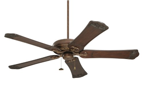 Emerson Ceiling Fans CF4501GBZ Crown Select Indoor Ceiling Fan, Blades Sold Separately, Light Kit Adaptable, Gilded Bronze Finish