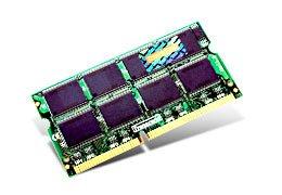 Transcend - Memory - 128 MB - SO DIMM 144-pin - SDRAM - 133 MHz / PC133 - CL3 - 3.3 V - unbuffered - non-ECC