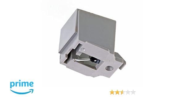 – Aguja para DP 200 USB Tocadiscos de Denon topkaufmunich©