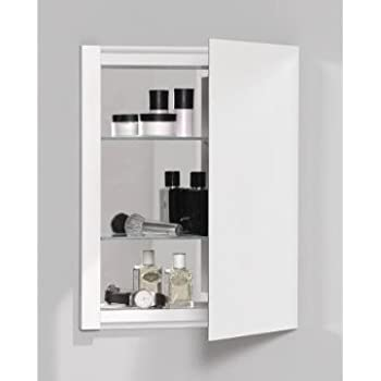 robern recessed mirrored medicine cabinet kohler cabinets surface mount series plain mirror
