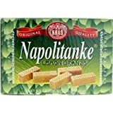Napolitanke Lemon and Orange Wafers 330g