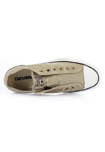 Converse Chucks - CT SLIP OLD 142351C - Old Silver
