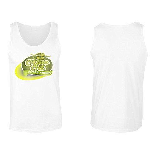 Neues Olivenöl Extra Jungfrau Herren Tank top l919mt