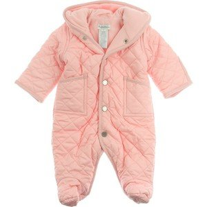 Amazon.com: Ralph Lauren Baby Girls' Quilted Snowsuit 6