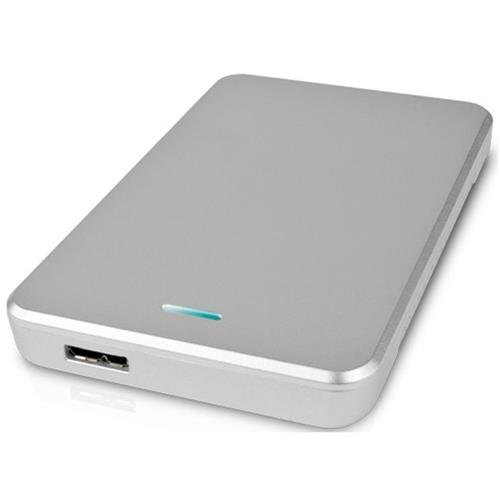 OWC / Other World Computing Express 2.5'' Portable USB 3.0 Enclosure Kit for SATA HDDs & SSDs, Silver