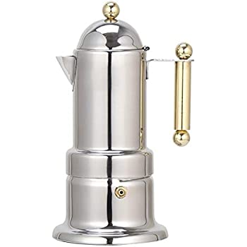 Amazon.com: Foerteng Stove Top Espresso Coffee Maker ...