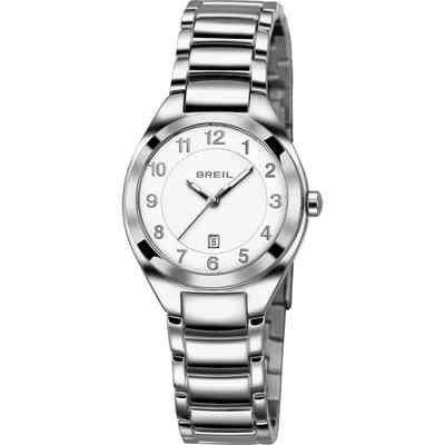 Reloj de la mujer sólo el acero Breil TW1326 tiempo
