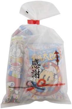 感謝袋 72円 お菓子袋詰め合わせ おかしのマーチ
