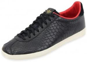 adidas dragon cuir noir