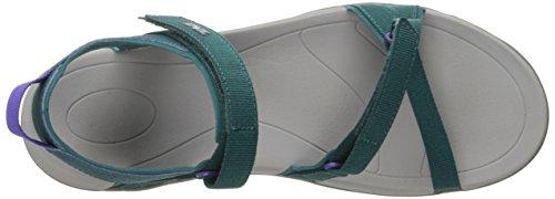 Sandali Donna Sportivi Blu Teva W Verra verde x6On8p