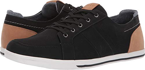 ALDO Men's Pigothiel Black Leather 43.5 D EU ()