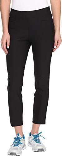 adidas Golf Women's Ultimate Adistar Ankle Pants, Black, Medium