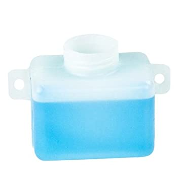 .25 Quart Natural Tank with Mounting Tabs 3.00inch L x 3.50inch W x 2.50inch H 1.625inch Neck