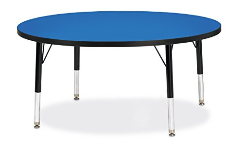 Berries 6468JCT183 Round Activity Table, T-Height, 42