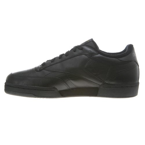 limited edition cheap online Reebok Club C Xwide Men's Shoes Size 3 Black/Charcoal discount sale cheap how much free shipping high quality x7auPiyt1