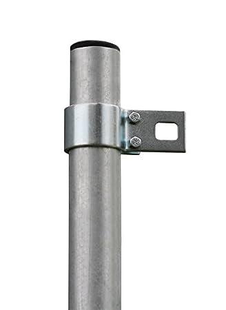 Poste para toldo de sombra de 3, 0 m con kit de armella: Amazon.es ...