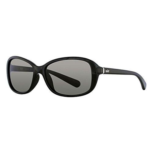 Nike Poise Sunglasses, Black, Grey - Sunglasses Poses