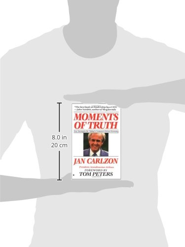Moments Of Truth Jan Carlzon Ebook