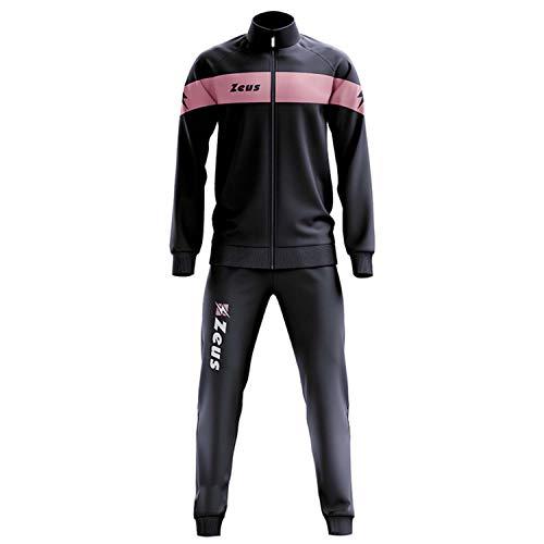 Sport Corsa Apollo Calcetto Tuta Relax Running Allenamento Jogging Blu Calcio rosa Zeus EqzxT1waa