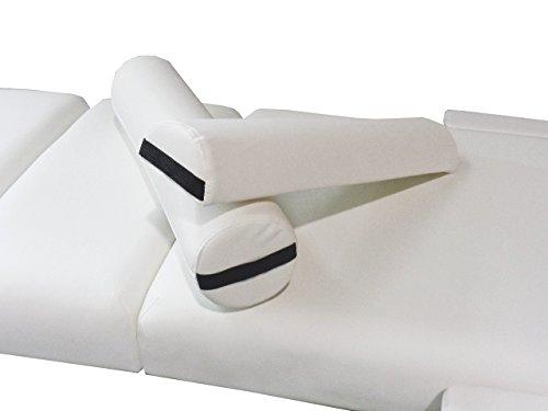 Lettino Massaggio Portatile San Marco.San Marco Sml018 Sml019 Sml020 Lettino Massaggio Bianco A 3 Zone