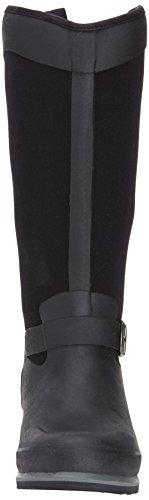 Black Tall Reign Muck Boots Bottes Femme Black Gunmetal x6qSgXES