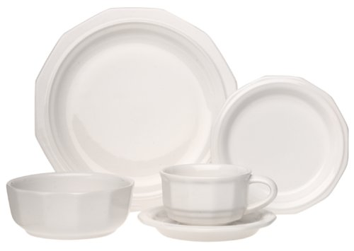 Amazon.com | Pfaltzgraff Heritage 20-Piece Dinnerware Set Service for 4 Dinnerware Sets  sc 1 st  Amazon.com & Amazon.com | Pfaltzgraff Heritage 20-Piece Dinnerware Set Service ...