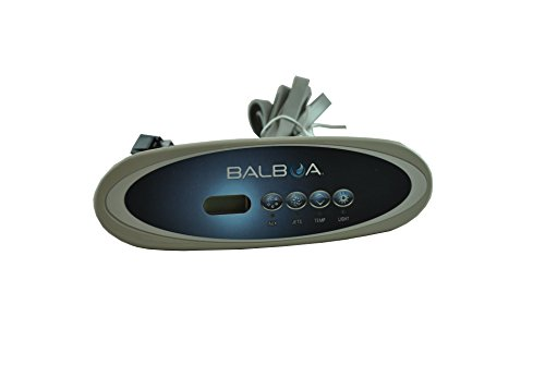 Northern Lights Group Balboa VL260 Top Side Panel 4 Button Mini-Lite Duplex LCD
