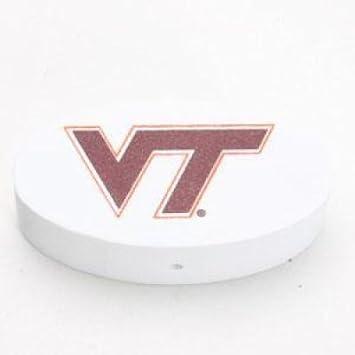 SA Cap Inc. Virginia Tech Hokies VT Coche Antena Logo: Amazon ...