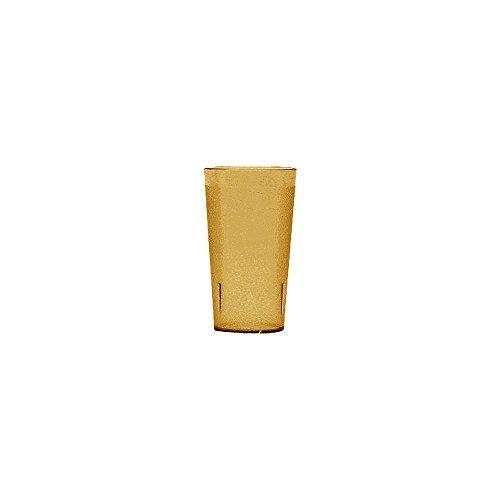 - Cambro 1200P2153 Colorware Amber 12.6 Oz. Tumbler - Dozen